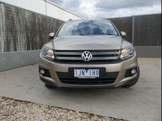 2013 Volkswagen Tiguan 5NC MY14 103 TDI Pacific 7 Speed Auto Direct Shift Wagon.