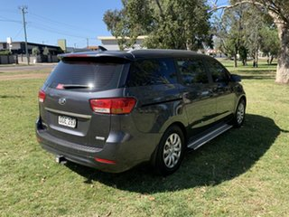 2015 Kia Carnival YP MY15 S Grey 6 Speed Sports Automatic Wagon