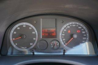2009 Volkswagen Caddy 2K MY08 1.6 White 5 Speed Manual Van