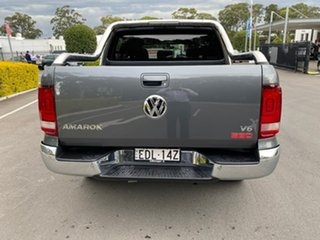 2019 Volkswagen Amarok 2H MY19 TDI580 4MOTION Perm Ultimate Grey 8 Speed Automatic Utility