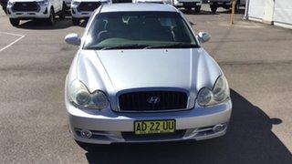 2004 Hyundai Sonata EF-B MY04 5 Speed Manual Sedan.