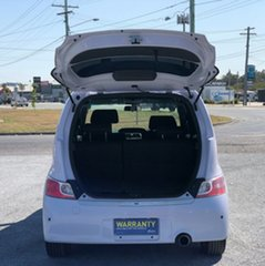 2006 Toyota bB QNC21 White 4 Speed Automatic Hatchback