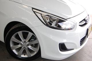 2017 Hyundai Accent RB5 MY17 Sport Metalicpaint 6 Speed Sports Automatic Sedan.