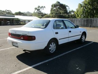 1997 Toyota Camry White Automatic
