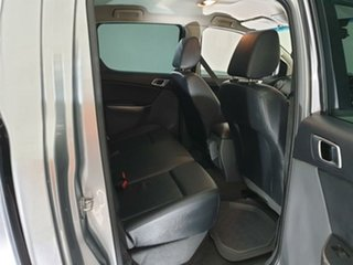 2016 Mazda BT-50 UR0YF1 GT Silver 6 Speed Manual Utility