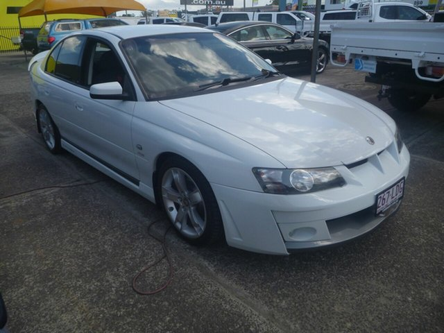 Used Holden Special Vehicles ClubSport Y , 2003 Holden Special Vehicles ClubSport Y White 6 Speed Manual Sedan