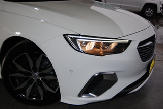 2018 Holden Commodore ZB MY18 RS Liftback White 9 Speed Sports Automatic Liftback.