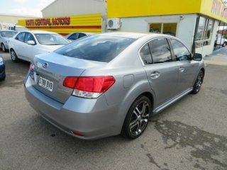 2010 Subaru Liberty 2.5I Silver 6 Speed Constant Variable Sedan