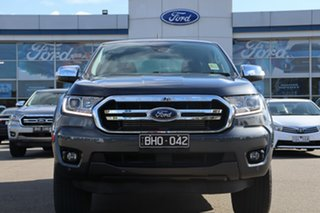 2020 Ford Ranger PX MkIII 2020.75MY XLT Meteor Grey 10 Speed Sports Automatic Double Cab Pick Up.