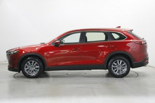 2018 Mazda CX-9 TC Sport SKYACTIV-Drive Red 6 Speed Sports Automatic Wagon.