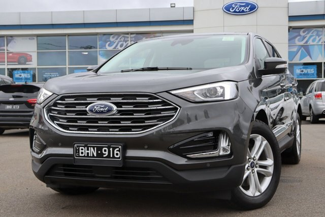 Demo Ford Endura CA 2019MY Trend, 2019 Ford Endura CA 2019MY Trend Magnetic 8 Speed Sports Automatic Wagon