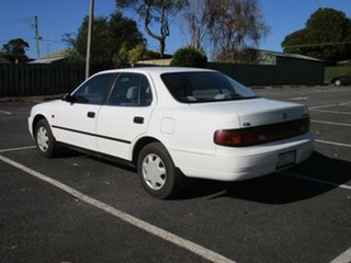 1997 Toyota Camry White Automatic.