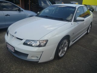 2003 Holden Special Vehicles ClubSport Y White 6 Speed Manual Sedan
