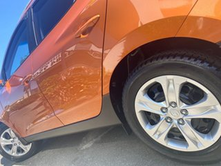 2013 Hyundai ix35 LM2 Active Orange 6 Speed Sports Automatic Wagon