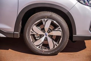 2020 Subaru Forester S5 Hybrid S Silver Constant Variable