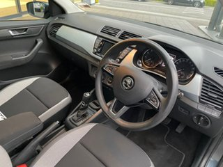 2016 Skoda Fabia NJ MY17 81TSI DSG 7 Speed Sports Automatic Dual Clutch Hatchback