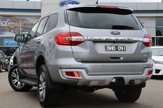 2020 Ford Everest UA II 2020.75MY Trend Aluminium 10 Speed Sports Automatic SUV