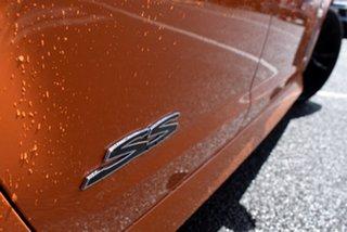 2014 Holden Commodore VF MY14 SS V Redline Orange 6 Speed Manual Sedan