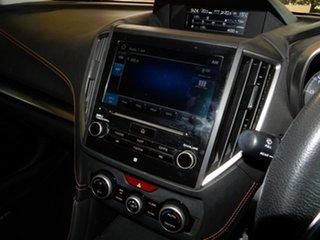 2017 Subaru XV MY18 2.0I-S Black Continuous Variable Wagon