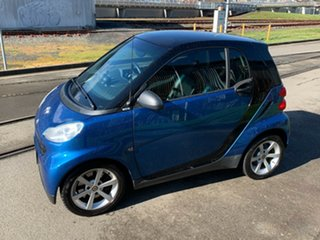 2008 Smart ForTwo 451 MY08 Pulse Blue 5 Speed Seq Manual Auto-Clutch Coupe