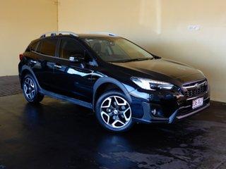 2017 Subaru XV MY18 2.0I-S Black Continuous Variable Wagon.