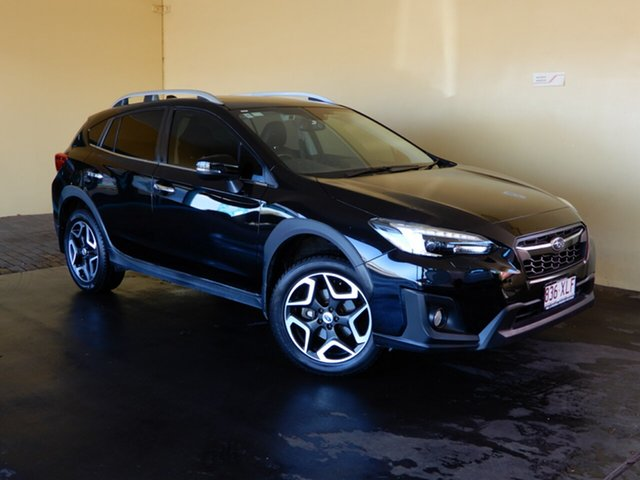 Used Subaru XV MY18 2.0I-S, 2017 Subaru XV MY18 2.0I-S Black Continuous Variable Wagon