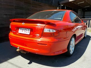 2001 Holden Commodore VX II S Red 4 Speed Automatic Sedan.