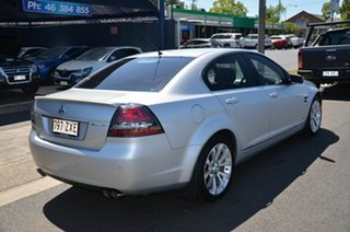 2009 Holden Calais VE MY09.5 V Silver 6 Speed Automatic Sedan.