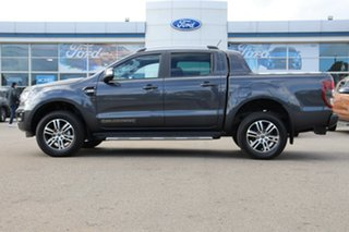 2020 Ford Ranger PX MkIII 2020.75MY Wildtrak Meteor Grey 6 Speed Sports Automatic Double Cab Pick Up
