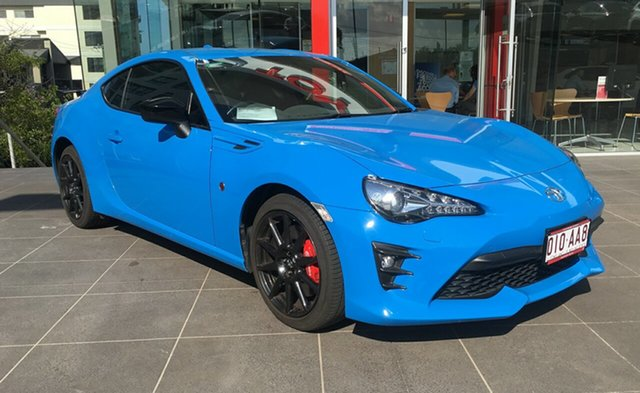 Used Toyota 86 ZN6 GTS Apollo Blue, 2018 Toyota 86 ZN6 GTS Apollo Blue Apollo Blue 6 Speed Sports Automatic Coupe