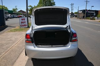 2009 Holden Calais VE MY09.5 V Silver 6 Speed Automatic Sedan