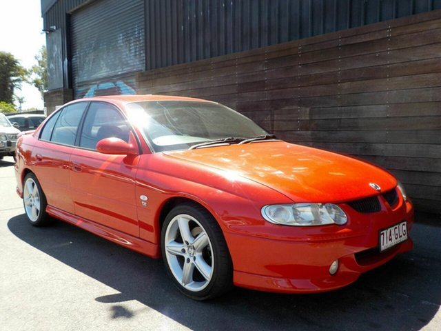 Used Holden Commodore VX II S, 2001 Holden Commodore VX II S Red 4 Speed Automatic Sedan