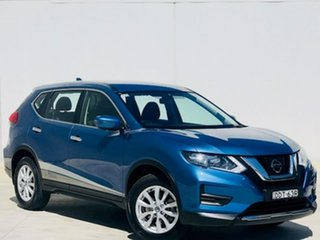 2017 Nissan X-Trail T32 ST X-tronic 2WD Blue 7 Speed Constant Variable Wagon.