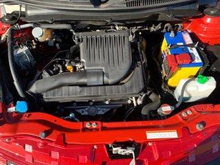 2014 Suzuki Swift FZ MY14 GL Navigator Red 4 Speed Automatic Hatchback