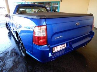 2013 Ford Falcon FG MK2 XR6 Blue 6 Speed Manual Utility