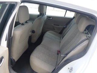 2008 Renault Megane II B84 Phase II Expression White Sports Automatic Hatchback