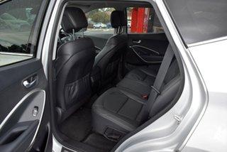 2018 Hyundai Santa Fe DM5 MY18 Active X 2WD Billet Silver 6 Speed Sports Automatic Wagon
