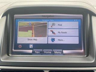 2011 Ford Territory Titanium Grey Sports Automatic Wagon