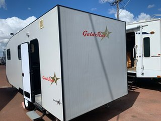 2019 Custom Goldstar MyPad 864 Caravan