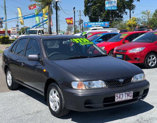 Used Nissan Pulsar N15 S2 SLX, 1999 Nissan Pulsar N15 S2 SLX Grey 5 Speed Manual Sedan