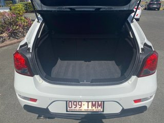 2013 Holden Cruze JH Series II MY14 SRi White 6 Speed Sports Automatic Hatchback