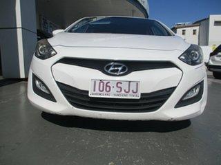 2012 Hyundai i30 GD Active White 6 Speed Manual Hatchback