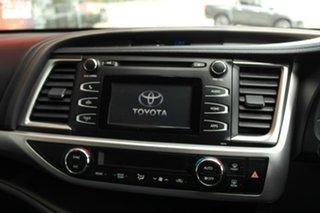 2014 Toyota Kluger GSU50R GXL 2WD Silver 6 Speed Sports Automatic Wagon
