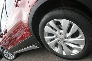 2021 Suzuki S-Cross JY Turbo Red 6 Speed Sports Automatic Hatchback