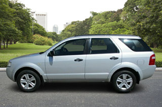 2005 Ford Territory SX TS Silver 4 Speed Sports Automatic Wagon.