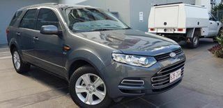 2014 Ford Territory SZ TX (4x4) Grey 6 Speed Automatic Wagon.