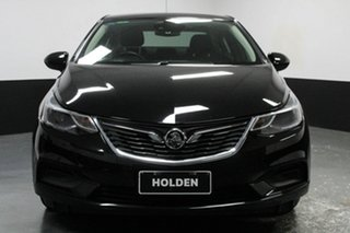 2017 Holden Astra BL MY17 LS+ Black 6 Speed Sports Automatic Sedan.