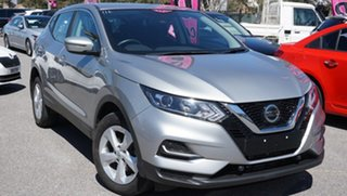 2019 Nissan Qashqai J11 Series 3 MY20 ST X-tronic Silver 1 Speed Constant Variable Wagon.
