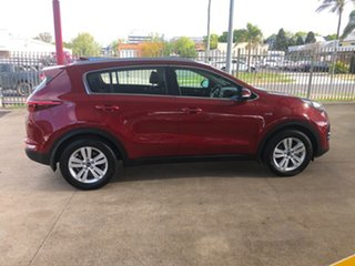 2016 Kia Sportage QL MY16 SI (AWD) Red 6 Speed Automatic Wagon.