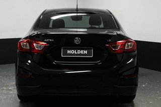2017 Holden Astra BL MY17 LS+ Black 6 Speed Sports Automatic Sedan